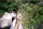 Summer Route 2002. Cascate del Marmarico, Parco Nazionale d'Aspromonte, Calabria