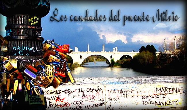 candados puente milvio