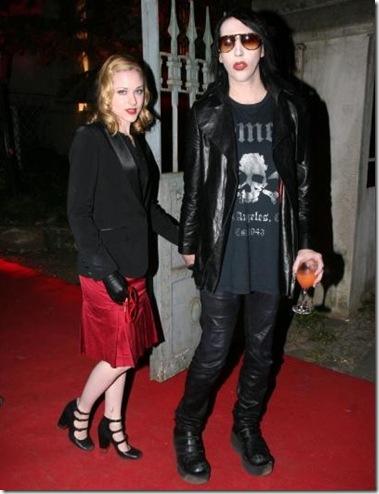 Marilyn Manson Resimleri