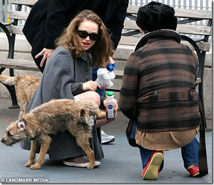 Natalie Portman New Boyfriend. Natalie Portman was urinated