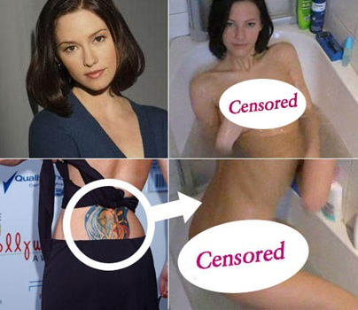 Reps for the 26-year-old actress tell us she's had a sprawling tattoo