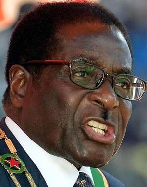zimbabewean human rights abuse president robert mugabe picture