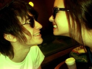 Demi Lovato boyfriend Nick Braun play cool picture