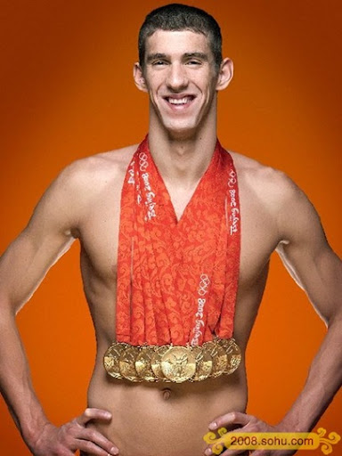 michael phelps 2008 description