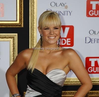 Photo of Kimberly Caldwell, American Idol Season 2 top 6