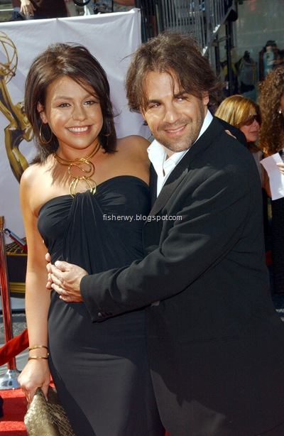 Photo of Rachael Ray and husband John Cusimano attending  35th Annual Daytime EMMY Awards3