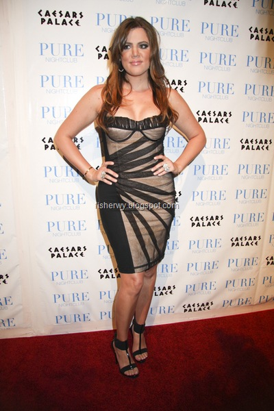 File Photo: Khloe Kardashian celebrated 24th Birthday at Pure Nightclub in Las Vegas on June 27, 2008 . (Picture credit: PR Photos)