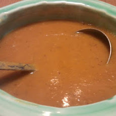 Delicious, Healthy Butternut Squash Soup