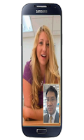 Screenshot of Mobile VIDEO-CALL V2.5