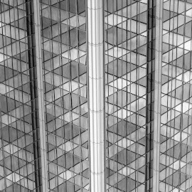 Glass skyscraper by Dan Dusek - Buildings & Architecture Office Buildings & Hotels (  )