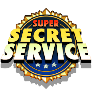 Cover art Super Secret Service