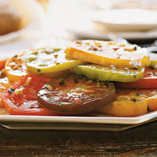 Marinated Tomatoes Tarragon Vinegar Recipes
