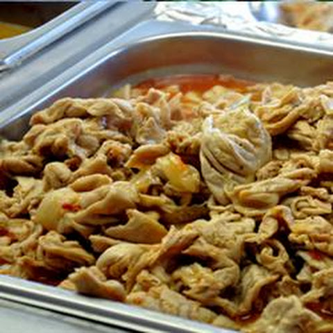 Creole Chitterlings (Chitlins)