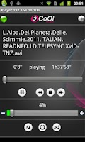 Screenshot of Gestural VLC Remote Controller