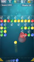 Screenshot of Bubble Shootix
