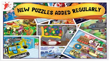 Screenshot of Toddler Kids Puzzles PUZZINGO