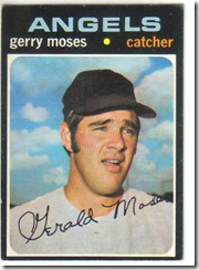 '71 Gerry Moses