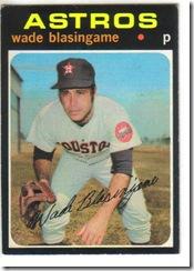 '71 Wade Blasingame