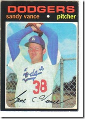 '71 Sandy Vance