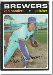 '71 Ken Sanders