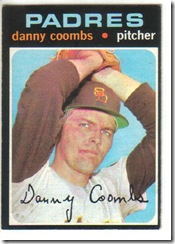 '71 Danny Coombs