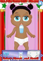 Screenshot of Baby Nurse Christmas Kids Care
