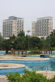 High rise apartment in Xiamen