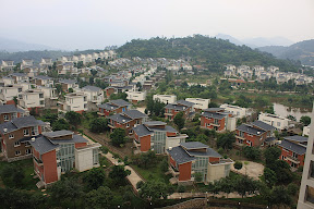 Large holiday home community in Xiamen
