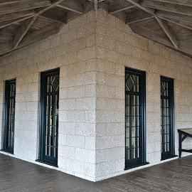Princess Palace Lodge by Jan Herren - Buildings & Architecture Other Exteriors ( princess palace, state parks, florida, palm coast )