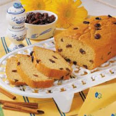 Raisin Pound Cake