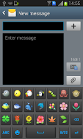 Screenshot of Emoji  KeyBoard