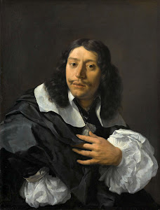RIJKS: Karel Dujardin: Self-portrait 1662