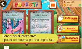 Screenshot of Povesti