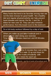 Tips to Stay Healthy - screenshot