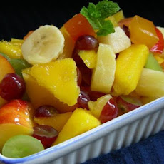 Weight Watchers Ethiopian Fruit Salad