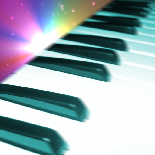 宇宙のピアノ 音樂 App LOGO-APP試玩