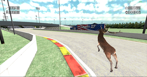 Animal Racing: Deer - screenshot