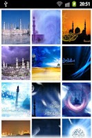 Screenshot of HD Islamic Wallpaper