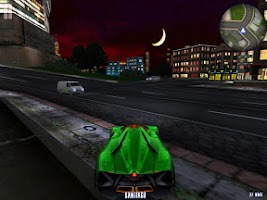 Screenshot of MIDTOWN CRAZY RACE
