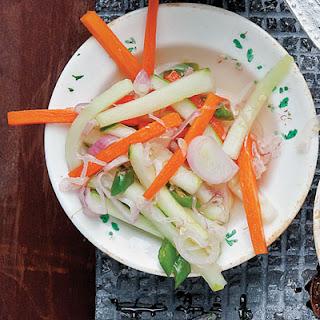 Cucumber Carrot Pickle Recipes