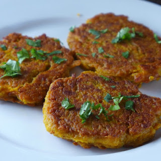 Low Calorie Pumpkin Fritters Recipes