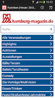 Screenshot of Hamburg Magazin