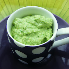 Creamy Triple Green Pesto