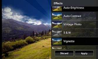 Screenshot of TouchUp Lite - Photo Editor