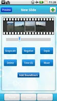 Screenshot of Sloovie: Slideshow Creator