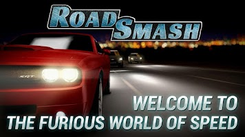 Screenshot of Road Smash: Crazy Racing!
