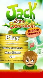 Hidden Memory - Jack Beanstalk - screenshot