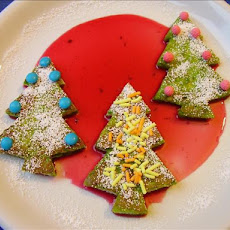 X-Mas Tree Toast