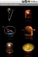 Screenshot of Buddhist Instruments