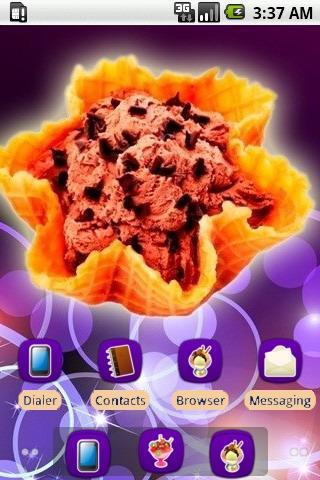 Chocolate Icecream_SQTheme_ADW